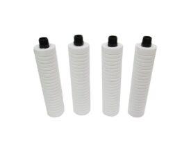 Kit de Elemento Filtrante em Polipropileno para Filtro de Diesel