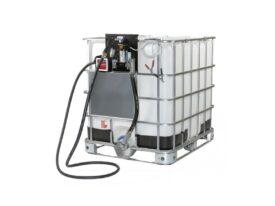 Unidade de Abastecimento à Bateria - 40 L/Min - Diesel