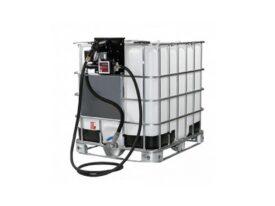 Unidade de Abastecimento à Prova de Explosão PRO - 50L/Min - Diesel