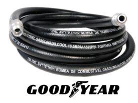 Mangueira de Abastecimento Goodyear (Continental) de 3/4 com Terminais em Alumínio